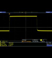 8A 42.7V Precision Pulse with 1.04µs rise time.